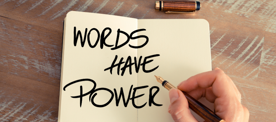 Belangrijke woorden in sales